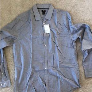 H&M men's shirt xl